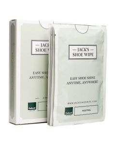 Jack's Shoe (and Bag) Wipes